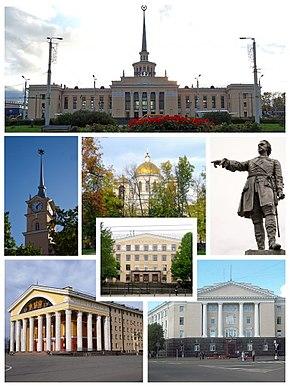 Обзорная экскурсия по Петрозаводску