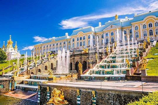 Санкт-Петербург Золотая коллекция - день за днем.