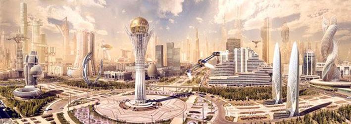 Экскурсионный тур в Астану из Екатеринбурга > АСТАНА ЛАЙТ > автобусные туры в Казахстан из Екатеринбурга